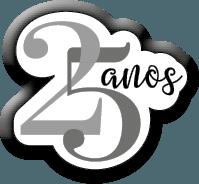 Selo Zintec - 25 Anos